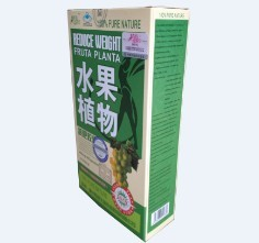 Reduce Weight Fruta Planta Capsule (Green box)