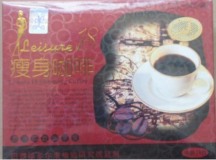 Leisure 18 Slimming Coffee